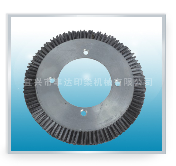 FD230-9 Steel hair brush wheel(Suitable for 734)